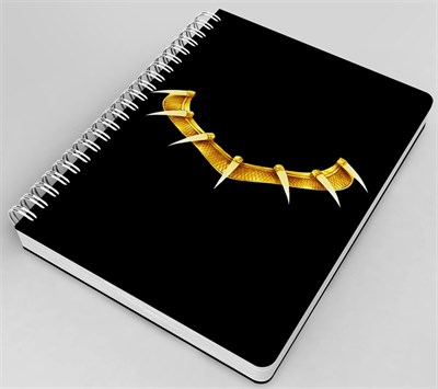BLACK PANTHER NECKLESS