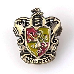 Harry Potter Gryffindor Brooch