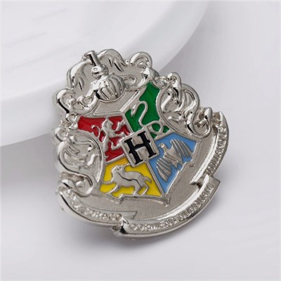 Harry Potter Hogwarts Brooch