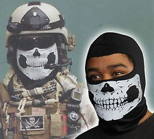 Call Of Duty Ghost Skull Mask