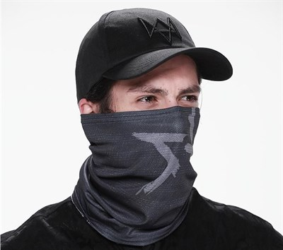 Watch Dogs Aiden Pearce Face Mask