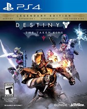 Destiny:The Taken King Legendary Edition