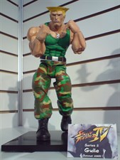 Street Fighter IV : Guile