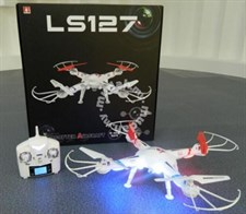 LS127 3D Fly Quadcopter