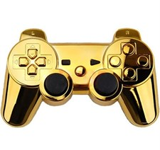 Gold Controller Case and Buttons