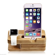 Apple Watch and Mobile Dock
