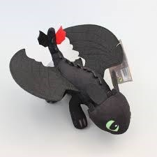 Toothless- How To Train Your Dragon