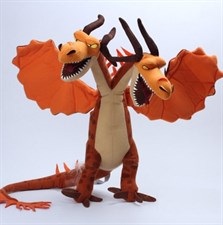 How to Train Your Dragon Monstrous Nightmare Plush Toy