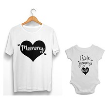 Mommy - I stole Mommy's Heart