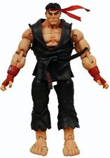 Street Fighter Ryu (Black)