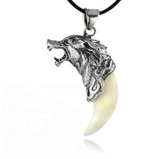 Game Of Thrones Stark Wolf Pendant