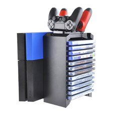 PS4 Multifunctional Storage Stand Kit All Consoles