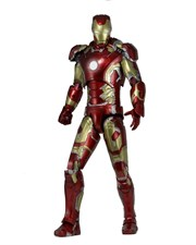 NECA Avengers 2: Iron Man Mark 43