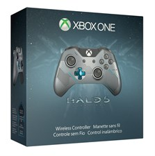 Halo 5 Xbox one Wireless Controller