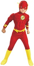 DC Flash Justice League Costume