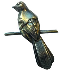 Petyr Baelish Mockingbird Brooch