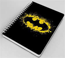 Batman Splash Logo