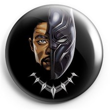 black panther  faces
