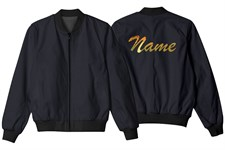 Midnight Blue Name Jacket