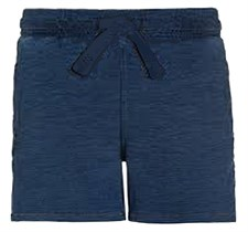 Melange Blue Shorts