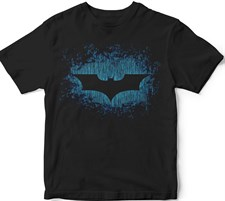 Batman Blue Logo