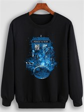 Dr Who Police Box