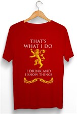 GAME OF THRONES I DRINK & KNOW THINGS