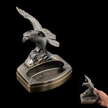 Eagle Lighter Ashtray