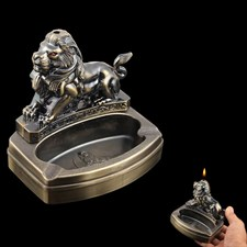 Lannister Lion Lighter Ashtray
