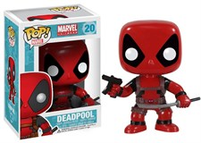 Deadpool Vinyl Bobble-head Funko