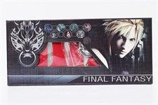 Final Fantasy Weapons Metal Sword Set