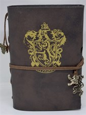 Gryffindor Leather Journal