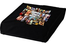 Grand Theft Auto PS4 Dust Cover