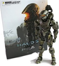 PLAY ARTS KAI HALO 5 GUARDIANS MASTER CHIEF