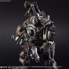 PLAY ARTS KAI ATLAS TITANFALL