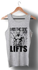 I Am The One Who Lifts