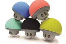 Wireless Portable Mini mushroom