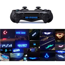 Controller LED Decal