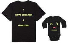 Monster- I have Created Monster