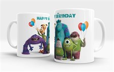 Monsterous  Birthday Mug