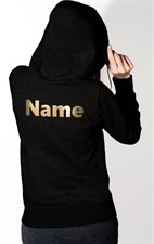 English Name Hoodie