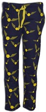 Harry Potter Blue Snitch Trouser