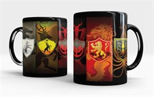 Game of thrones Noble Houses Mugs
