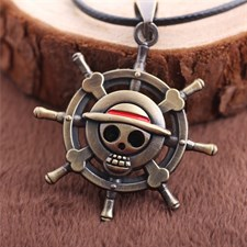 One Piece Anime Pendant