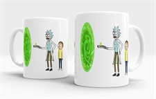 Rick and Morty Fire