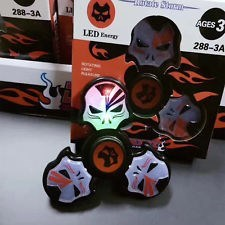 Deadpool LED Spinners