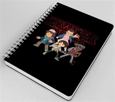 Strannger Things Cartoon