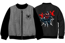 Spiderman Zipper Jacket