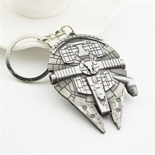 Star Wars Millennium Falcon Bottle Opener and keychain