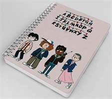 Strannger Things Character